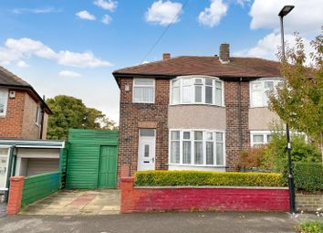 Thumbnail 3 bed semi-detached house for sale in Old Park Road, Beauchief