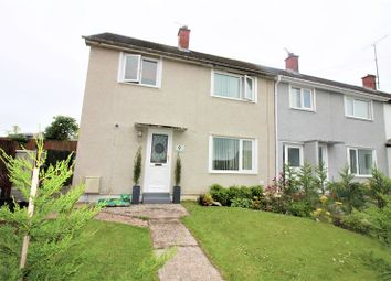 Thumbnail 3 bed end terrace house for sale in Glebelands, Johnston, Haverfordwest, Pembrokeshire.