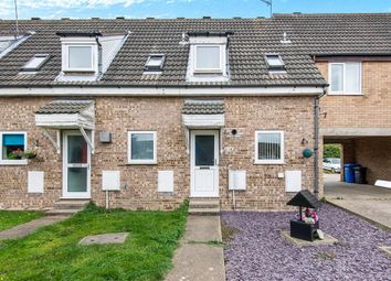 Thumbnail 2 bed terraced house for sale in Cowslip Crescent, Carlton Colville, Lowestoft