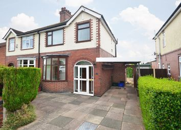 Thumbnail 3 bed semi-detached house for sale in Loring Road, Porthill, Newcastle-Under-Lyme
