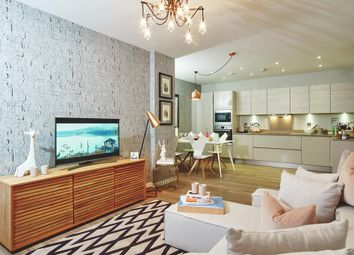 Thumbnail 1 bed flat for sale in Geoff Cade Way, Bow