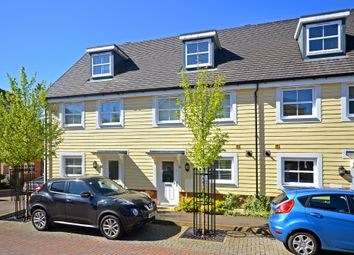 Thumbnail 3 bed town house for sale in Plaxton Way, Ware