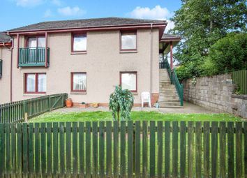 Thumbnail 2 bed flat for sale in Rodd Road, Dundee