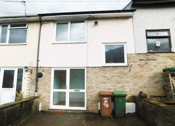 2 bed terraced house for sale in Garden Street, Llanbradach, Caerphilly CF83