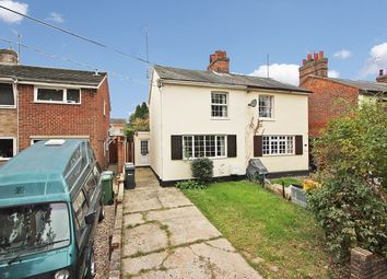 Thumbnail 2 bed semi-detached house for sale in New Street, Halstead