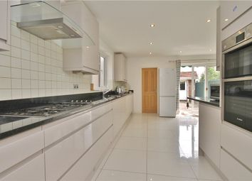 Thumbnail 3 bed semi-detached house to rent in Kenilworth Road, Ashford, Middlesex