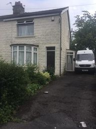 Thumbnail 2 bed semi-detached house to rent in Lynton Avenue, Lynton Avenue, Bradford 9, West Yorkshire