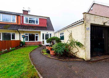 3 bed semi-detached house for sale in Glyn Bedw, Llanbradach, Caerphilly CF83