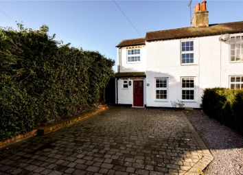 Thumbnail 4 bed semi-detached house for sale in St Lukes Road, Old Windsor, Windsor, Berkshire