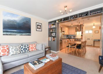 Thumbnail 2 bed mews house for sale in Merton Road, London