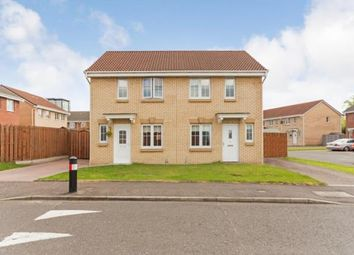Thumbnail 2 bed semi-detached house for sale in Mcgahey Drive, Cambuslang, Glasgow, South Lanarkshire