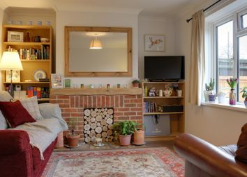 Thumbnail 2 bed terraced house for sale in Croft Road, Wallingford