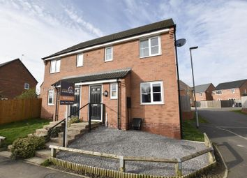 3 bed property for sale in Brookfield Road, Burbage, Hinckley LE10