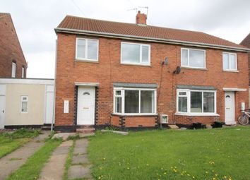 Thumbnail 3 bed semi-detached house for sale in The Oval, West Cornforth, Ferryhill, County Durham