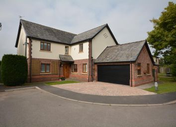 Thumbnail 5 bed detached house for sale in Buckley Court, Willaston