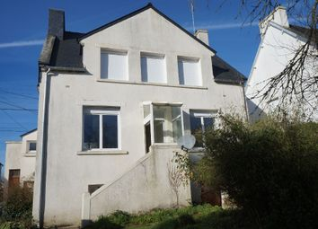 Thumbnail 5 bed detached house for sale in Poullaouen, Finistere, 29246, France