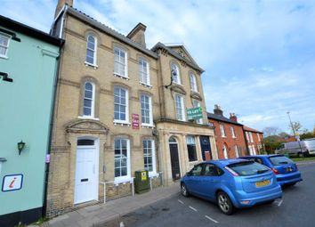 Thumbnail 2 bedroom flat for sale in College Court, Queens Square, Attleborough
