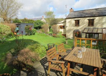 Thumbnail 2 bed cottage for sale in Chapel Lane, Tregrehan Mills, St. Austell