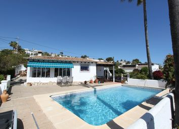 Thumbnail 3 bed villa for sale in Moraira, Valencia