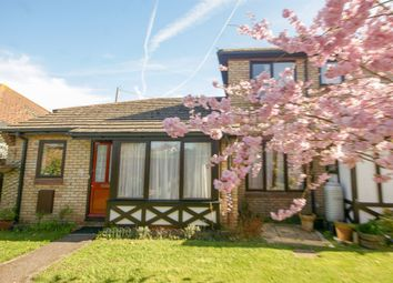 Thumbnail 2 bed terraced bungalow for sale in Queens Grove, New Milton