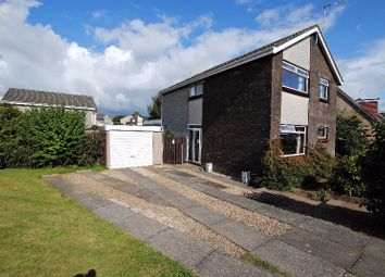 Thumbnail 4 bed detached house for sale in Plateau Drive, Troon, South Ayrshire