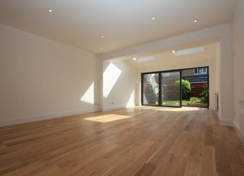 Thumbnail 3 bed terraced house for sale in Magellan Place, Maritime Quay, London