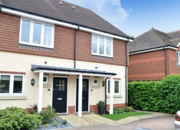 Thumbnail 2 bedroom end terrace house for sale in Elliston Way, Ashtead