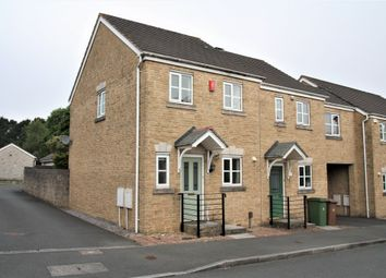Thumbnail 2 bed end terrace house to rent in Aberdeen Avenue, Plymouth