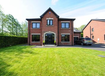 Thumbnail 4 bed detached house for sale in Park Manor, Newtownabbey