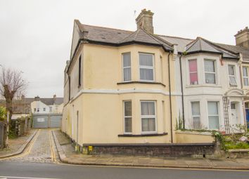 Thumbnail 3 bedroom terraced house for sale in Saltash Road, Keyham, Plymouth