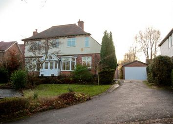 Thumbnail 4 bedroom detached house for sale in Kings Croft, Allestree, Derby