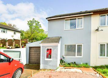 Thumbnail 2 bed semi-detached house for sale in Bottle Park, Lee Mill Bridge, Ivybridge
