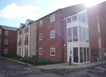 Thumbnail 2 bed flat to rent in Finings Court, Town Centre, Burton-Upon-Trent