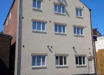 Thumbnail 1 bed flat to rent in Canford House, Hessle Road, Hull