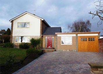 Thumbnail 3 bed detached house for sale in Westfield Drive, Worksop, Nottinghamshire