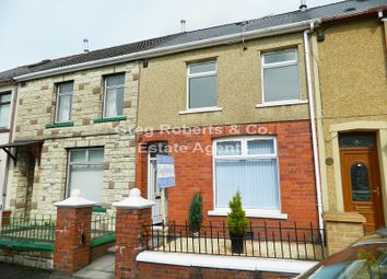 Thumbnail 2 bedroom terraced house for sale in Brompton Place, Tredegar, Blaenau Gwent.