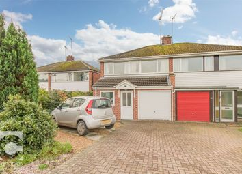 Thumbnail 3 bed semi-detached house for sale in Allans Meadow, Neston, Cheshire