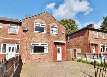 Thumbnail 3 bed terraced house for sale in Anson Street, Eccles, Manchester