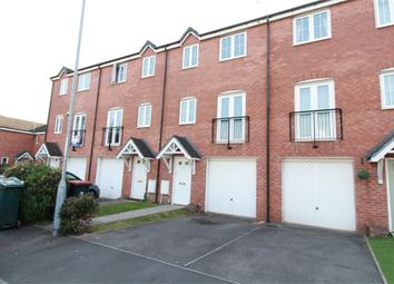 Thumbnail 3 bed town house for sale in Orchard Gardens, Newport