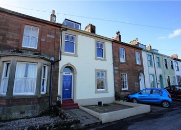 Thumbnail 3 bed terraced house for sale in Port Carlisle, Wigton