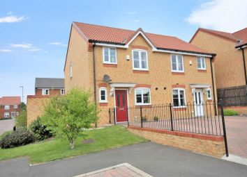 3 bed semi-detached house for sale in Newbury Road, Brotton, Saltburn-By-The-Sea TS12