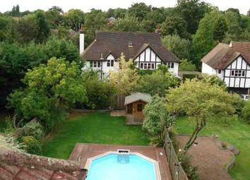 Thumbnail 4 bed detached house for sale in Houndsden Road, Winchmore Hill, London