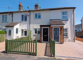 Thumbnail 2 bed terraced house for sale in Somerset Road, Farnborough