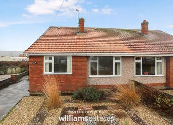 Thumbnail 3 bed semi-detached bungalow for sale in Second Avenue, Prestatyn