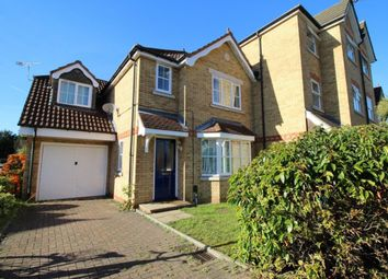 Thumbnail 5 bed semi-detached house to rent in Nightingale Shott, Egham