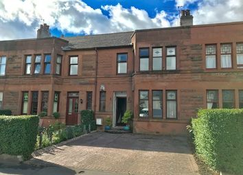 Thumbnail 3 bed terraced house for sale in Titwood Road, Shawlands, Glasgow