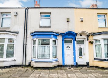 3 bed terraced house for sale in Vicarage Avenue, Stockton-On-Tees TS19