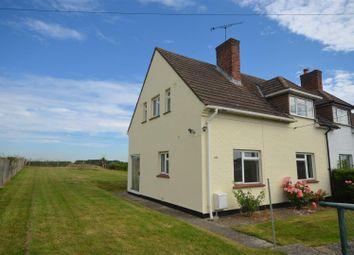 Thumbnail 3 bedroom semi-detached house for sale in Hillside, Manston, Sturminster Newton
