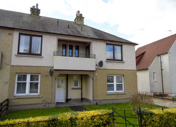 Thumbnail 2 bed flat to rent in Quarrolhall Crescent, Carronshore, Falkirk FK2,