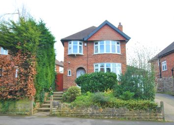 Thumbnail 3 bed detached house to rent in Malvern Road, West Bridgford